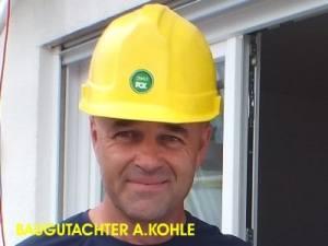 Baugutachter Bodensee A. Kohle Bausacherständiger