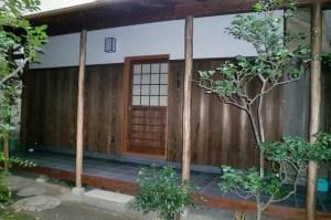 蔵 外観 改装工事 設計監理 店舗 京都