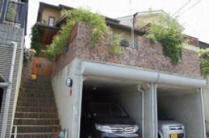 新築木造住宅 設計施工 京都府向日市 無垢の建具を内装にデザイン