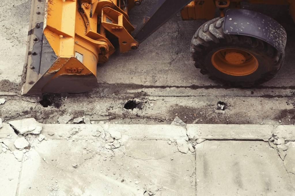 nesreća na gradilištu