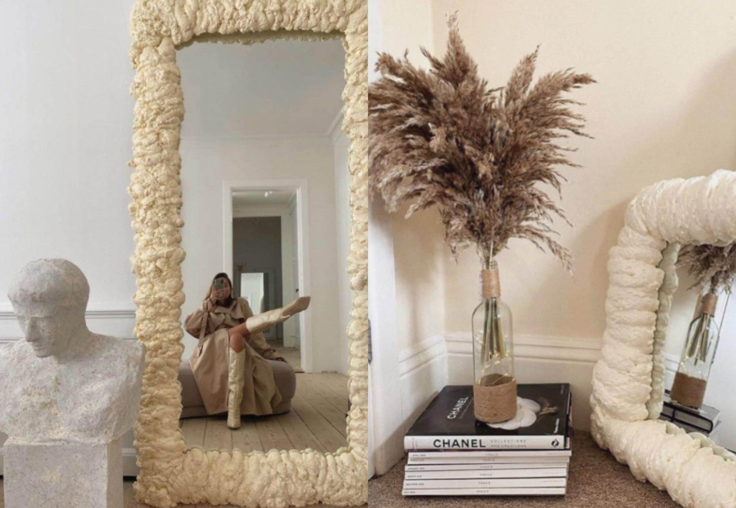 Evo kako možete izraditi zrcalo zbog kojeg ćete se osjećati kao u oblacima