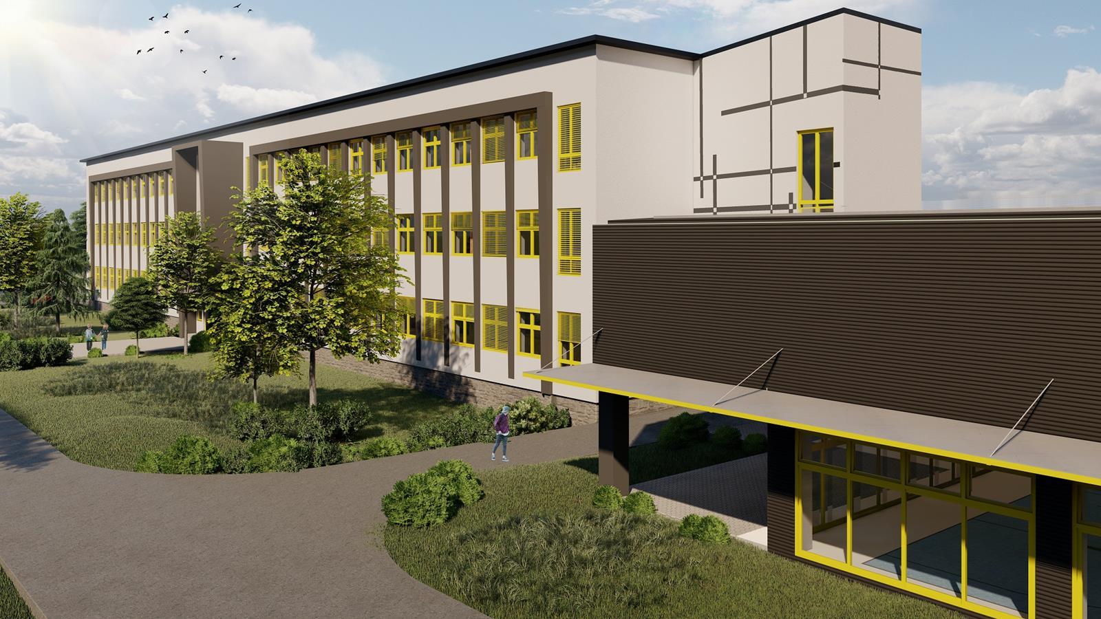 Atraktivan projekt nove samoborske škole