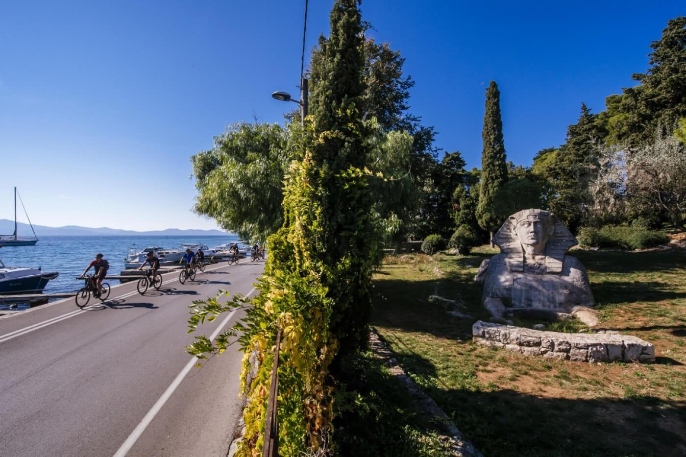 Hrvatska Sfinga krije tužnu ljubavnu priču
