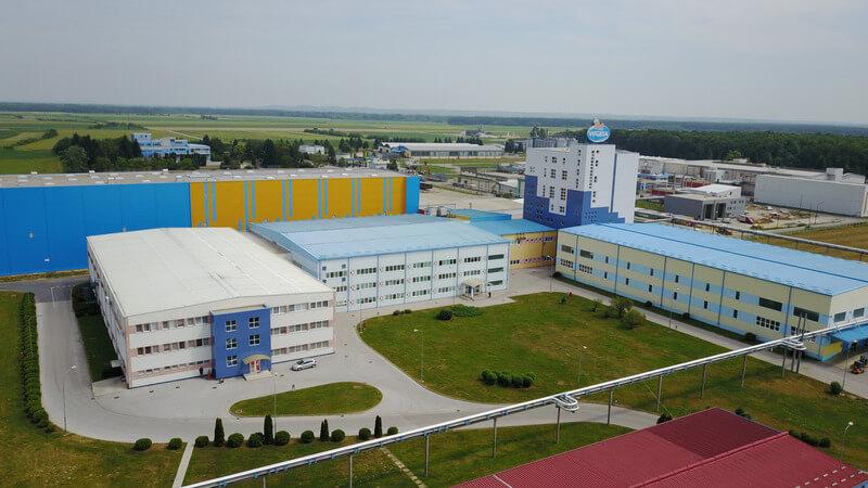 Podravka na tri tvornice gradi solarnu elektranu