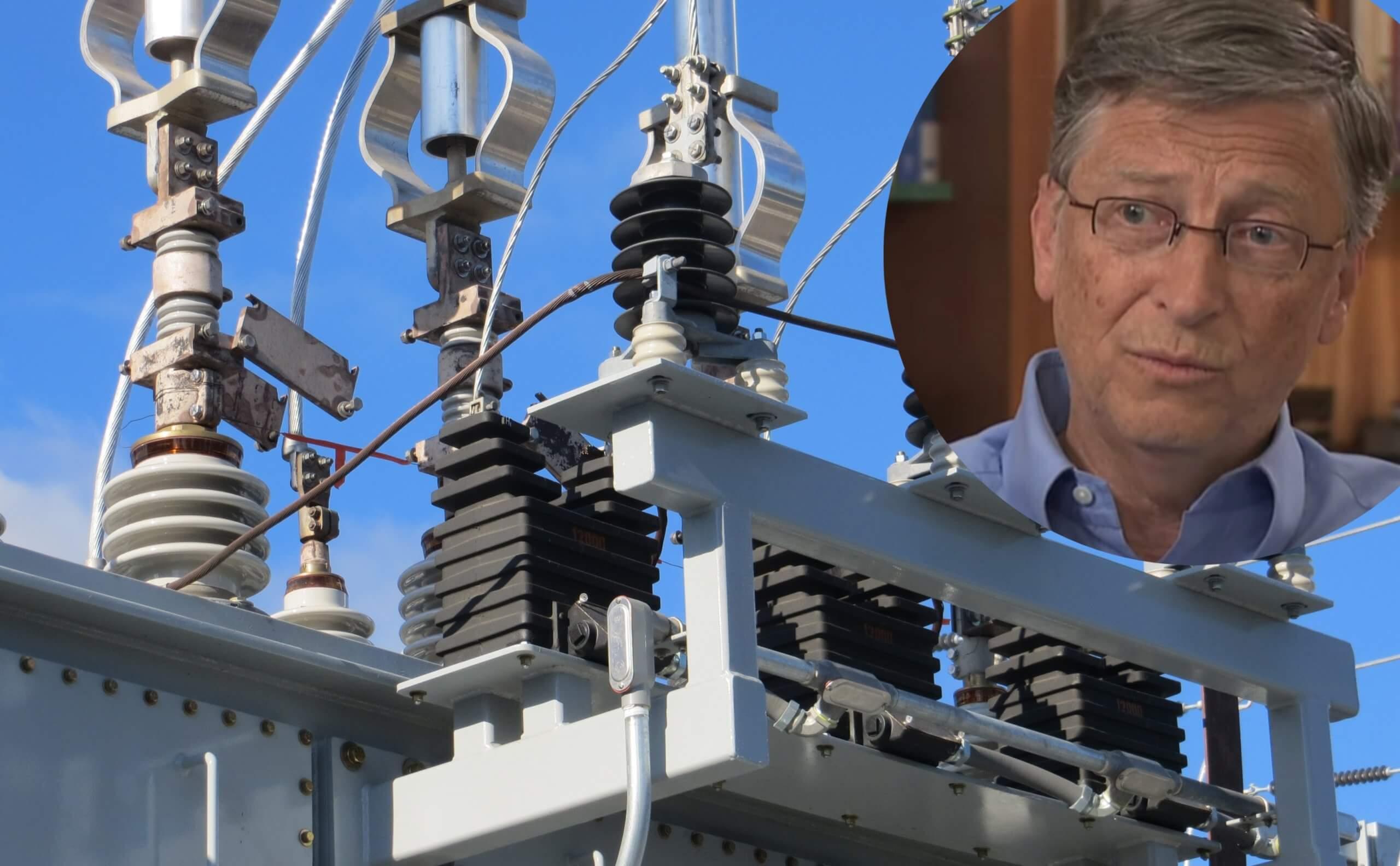 Bill Gates gradi nuklearni reaktor nove generacije