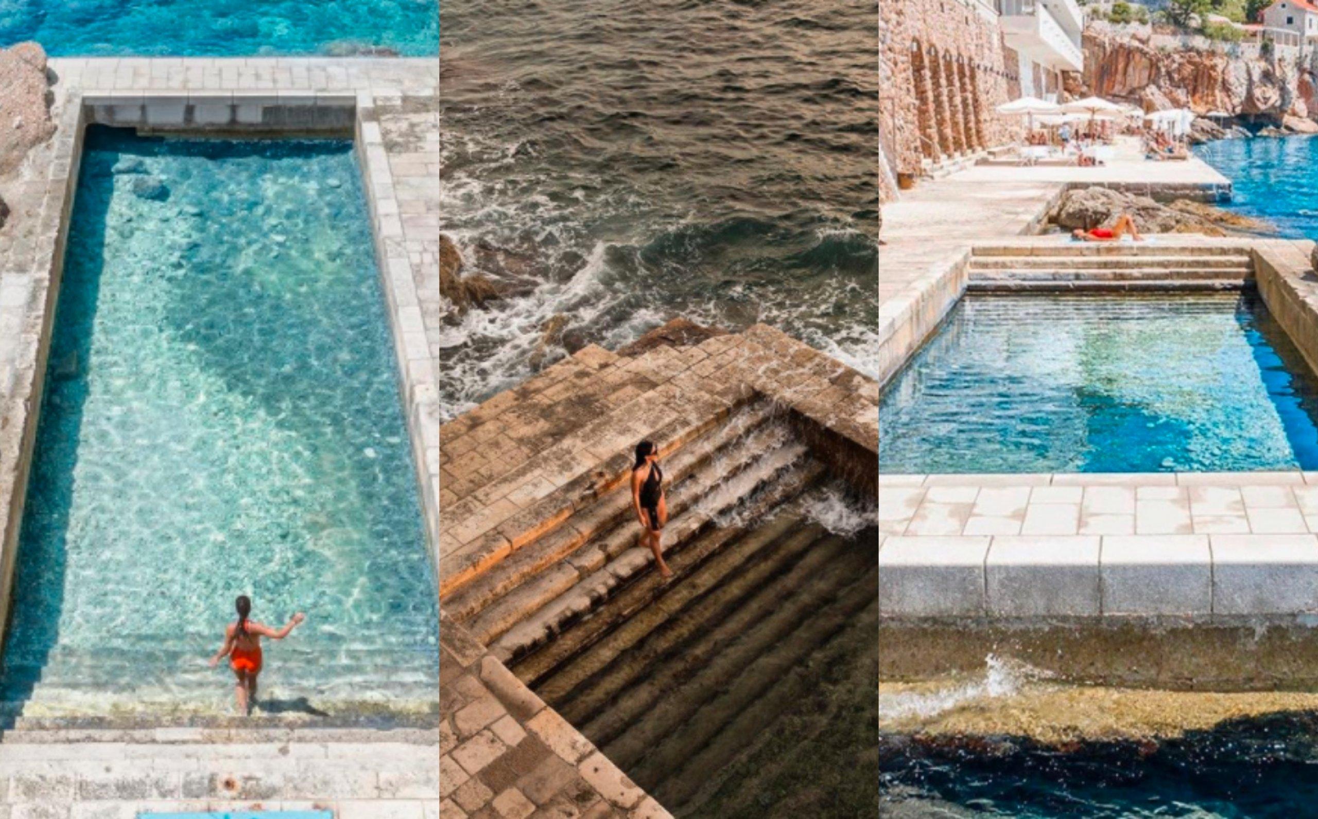 Kameni bazen koji je raspametio svijet nalazi se u Hrvatskoj