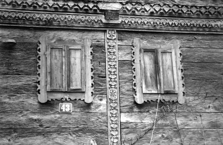 Virtualna izložba zbirke s više od 1300 fotografija uvodi u svijet tradicijske gradnje Banovine i Moslavine