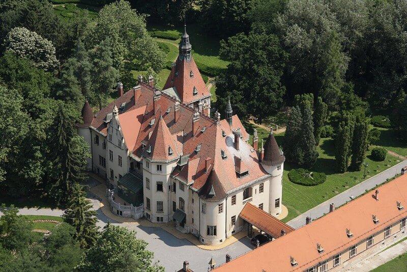 Znate li gdje se nalazi jedan od najočuvanijih dvoraca u Hrvatskoj?