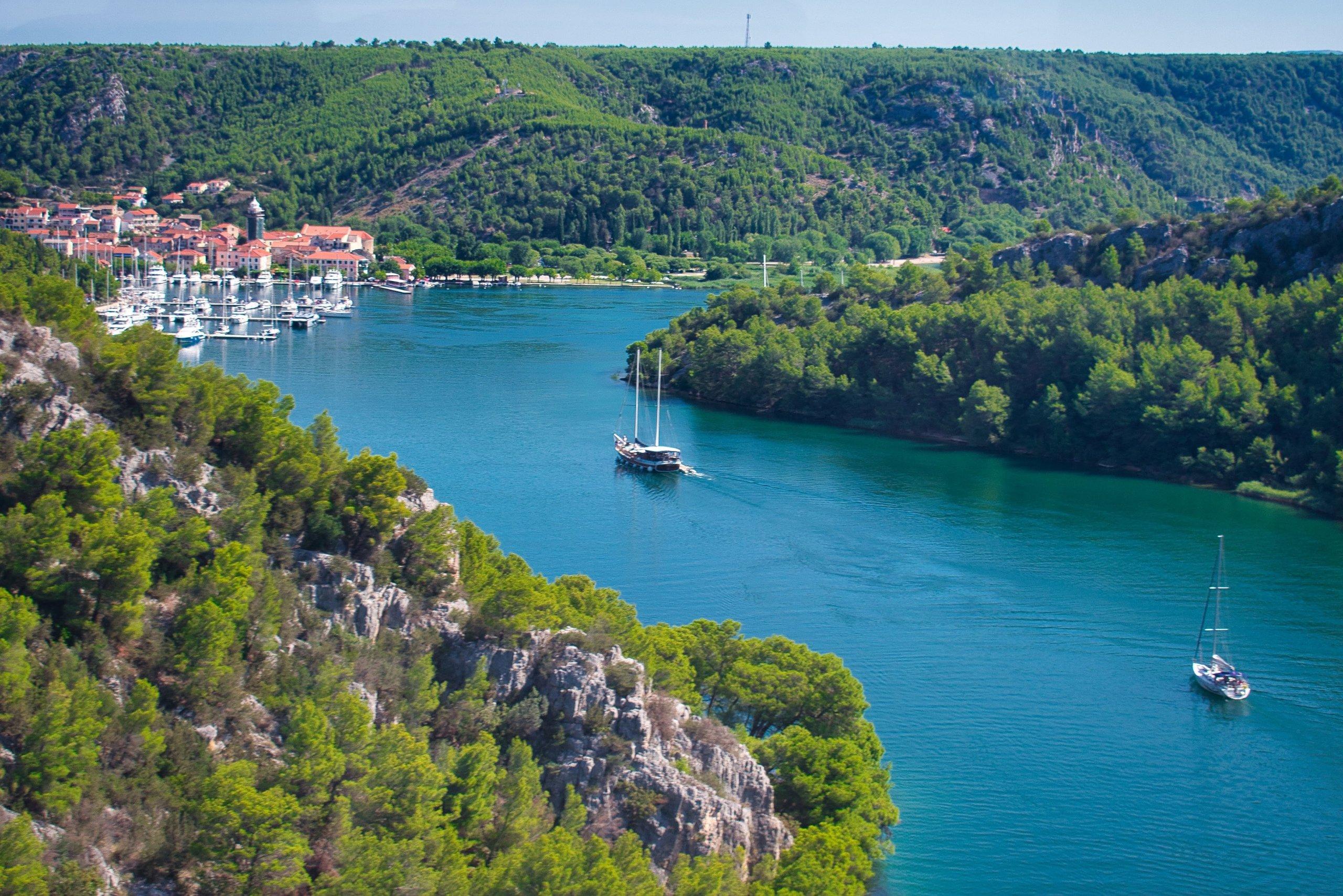 Kako je mali dalmatinski gradić postao najmoderniji grad u Hrvatskoj