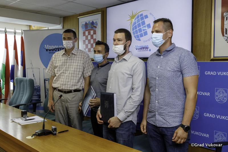 Potpisan ugovor o izvođenju radova na izgradnji sunčane elektrane na objektima VGV-a