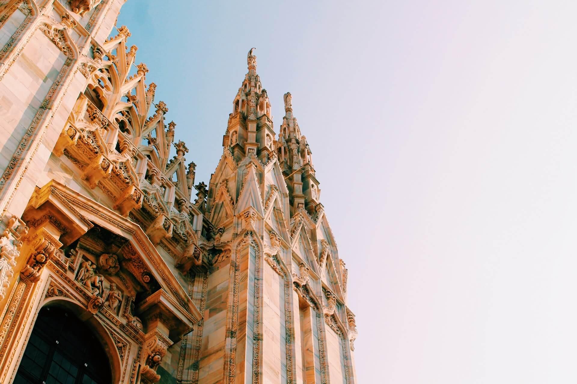 [FOTO] Znate li na kojoj talijanskoj katedrali radovi još uvijek nisu dovršeni?