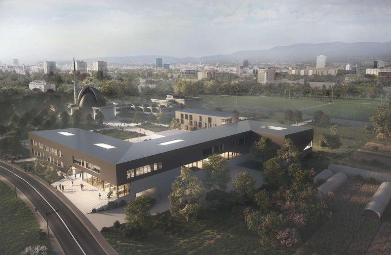 Evo kako bi mogla izgledati nova islamska gimnazija s učeničkim domom