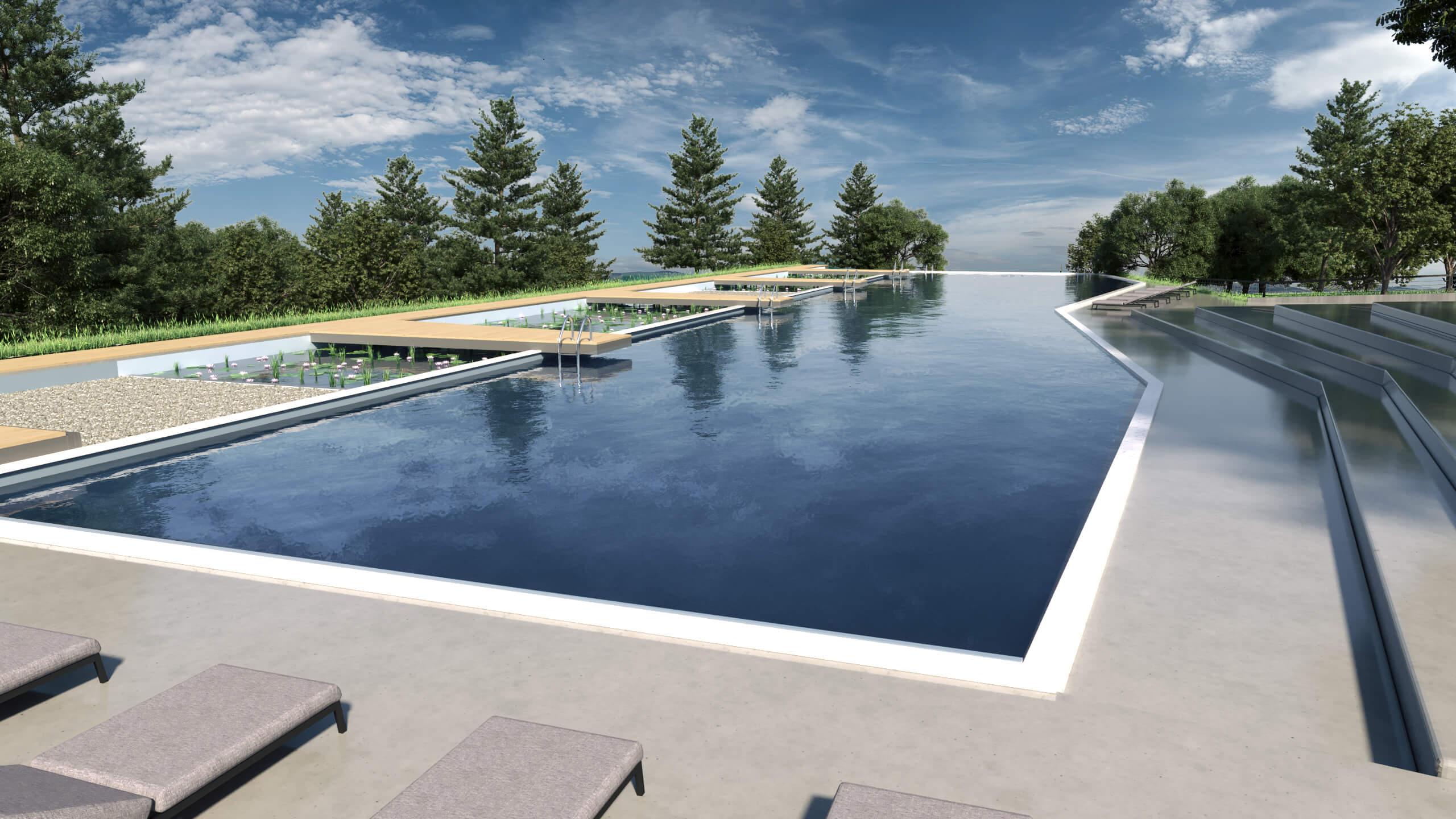 Počinje gradnja biološkog bazena, prvog takvog javnog objekta u Hrvatskoj
