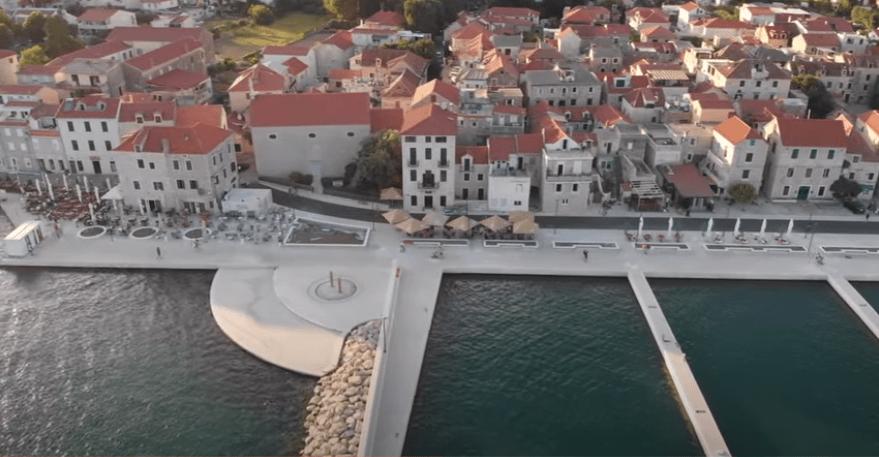 luka Kaštel Stari
