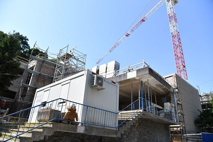 U Zagrebu traje obnova škola od potresa: Izvodi se jedan od najzahtjevnijih zahvata