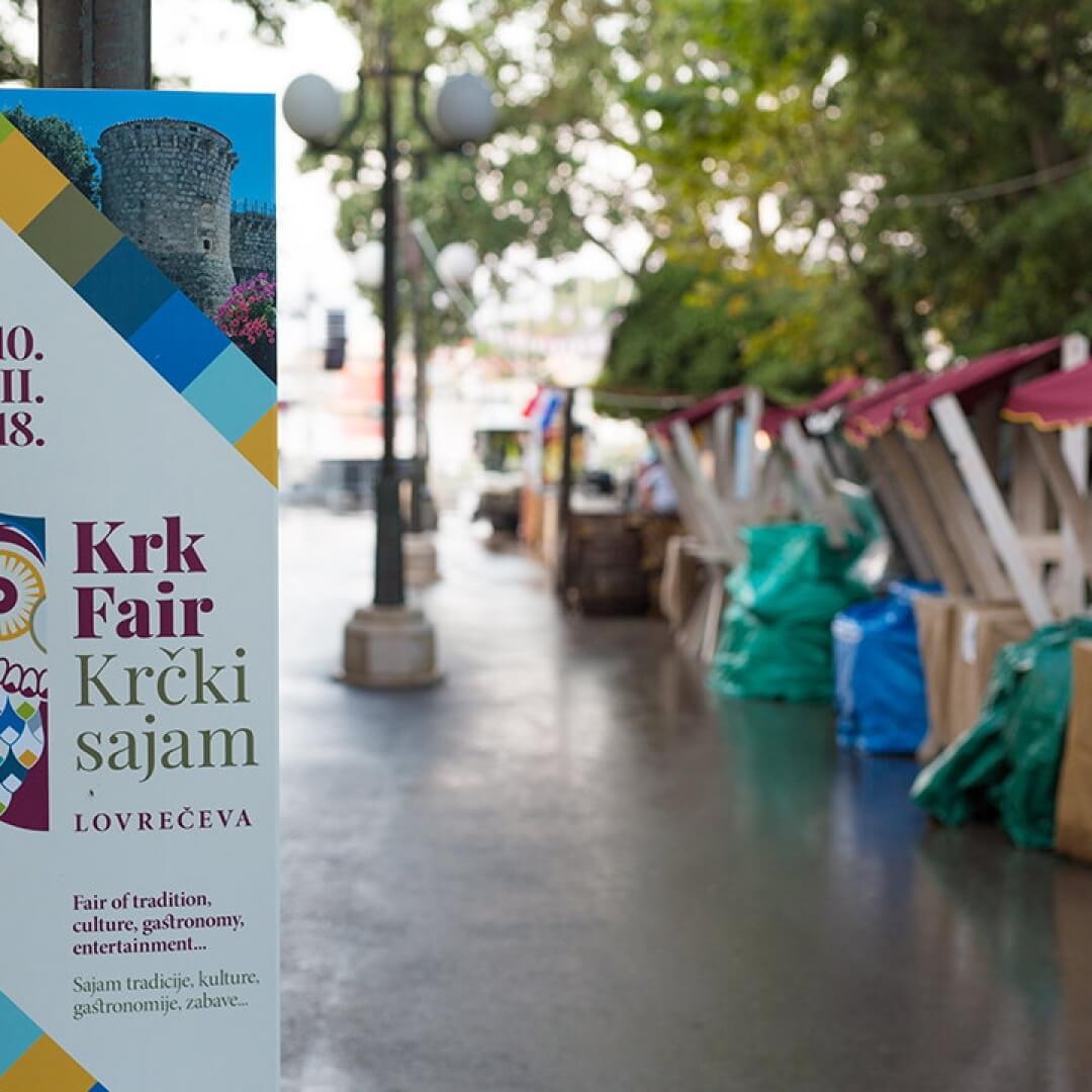 tržnica Krk