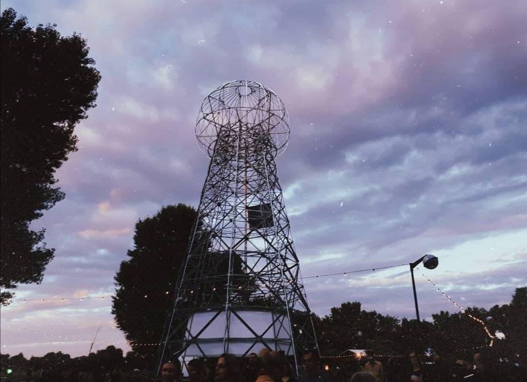 [FOTO] Znate li gdje se nalazi replika Teslinog tornja?