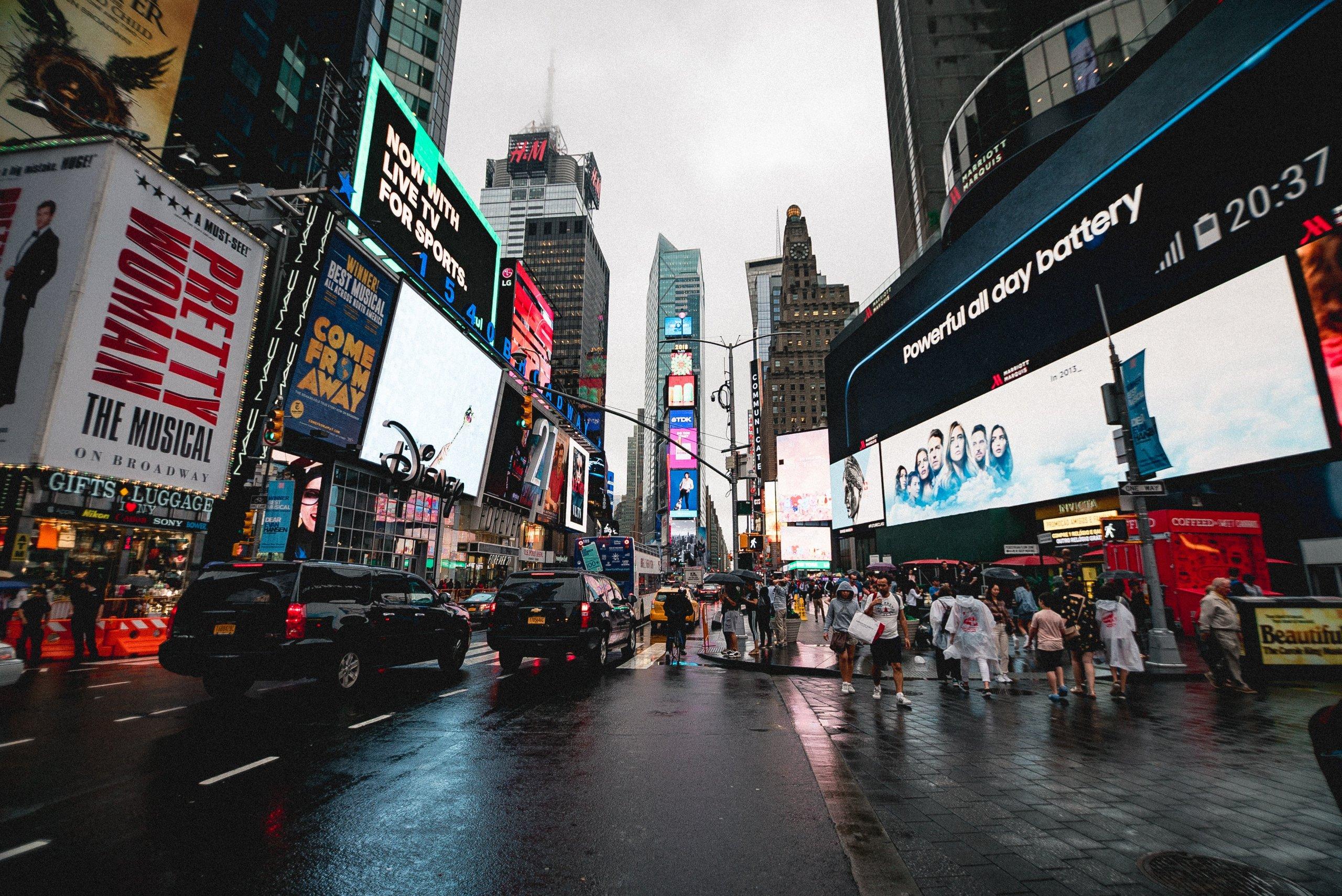 [FOTO] Jedno od najpopularnijih turističkih mjesta u New Yorku nije uvijek bilo toliko atraktivno