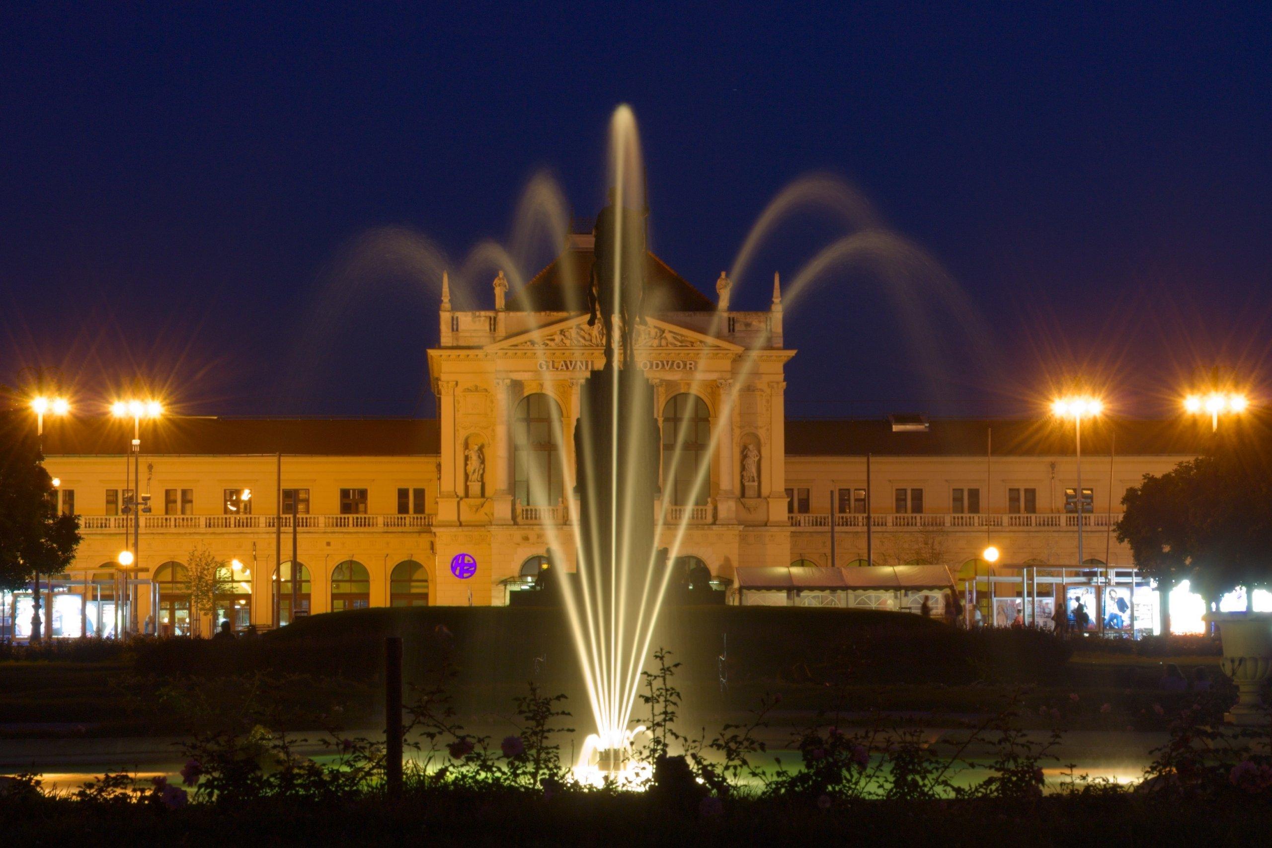 Zagreb će dobiti niz novih javnih česmi? Predlaže se raspisivanje natječaja