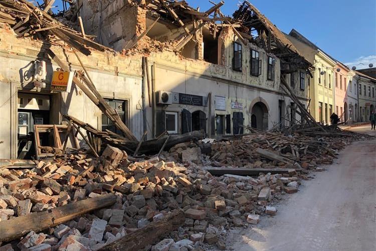 Obnova od potresa