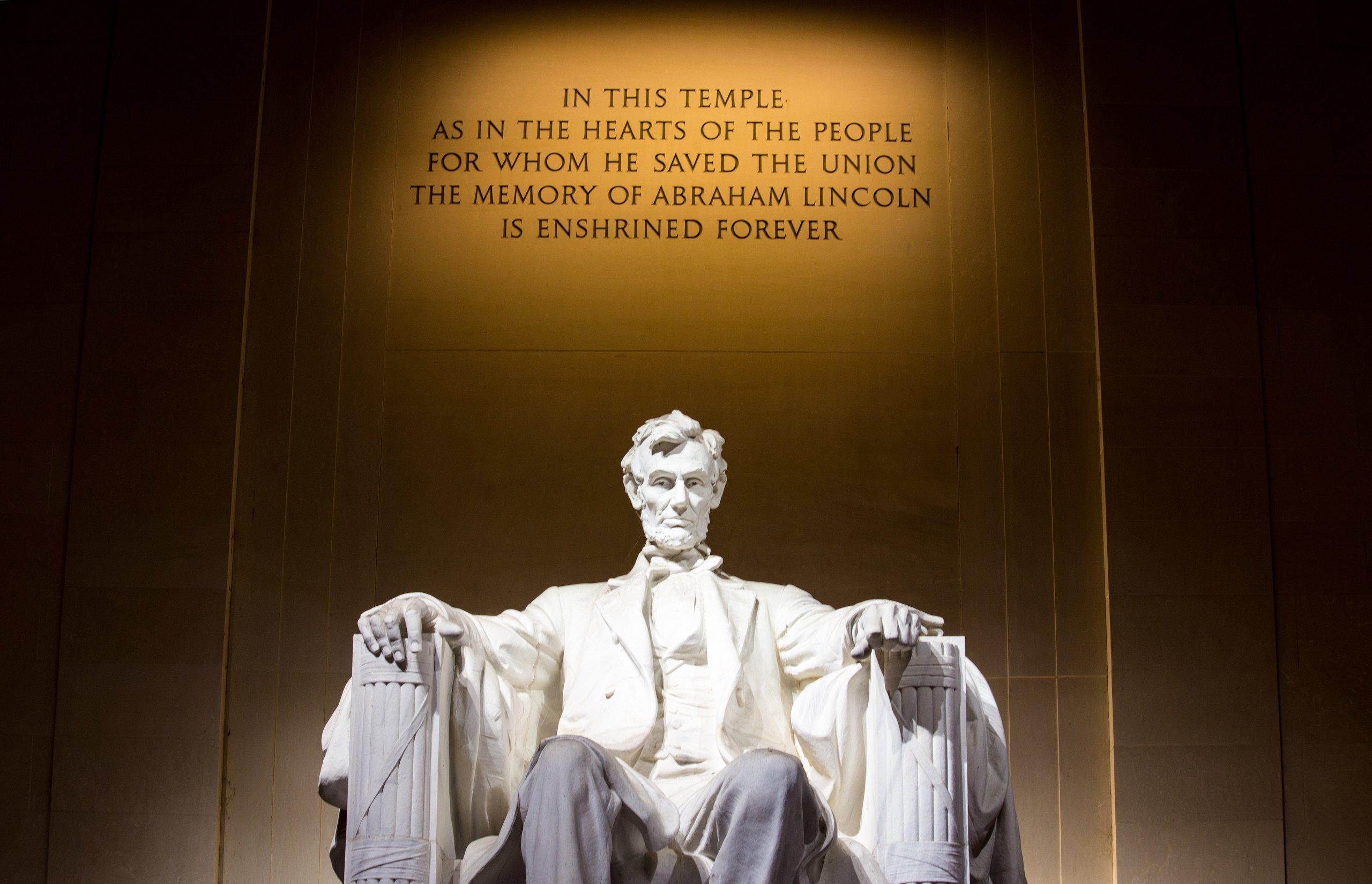 [FOTO] Kip američkom predsjedniku na kojem su radila braća Piccirilli