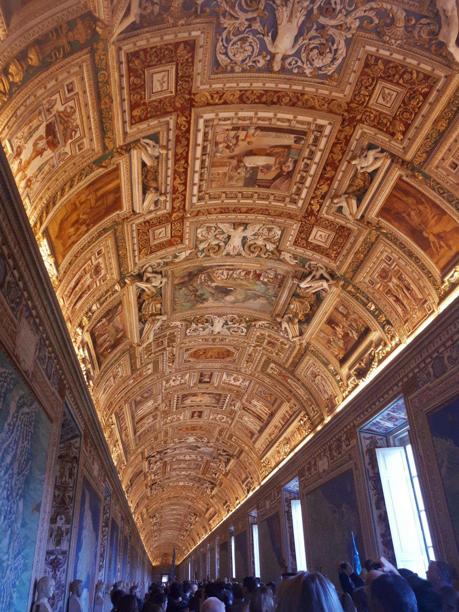 [FOTO] U Vatikanu, gdje god se okrenete, naiđete na prizor koji ostavlja bez daha