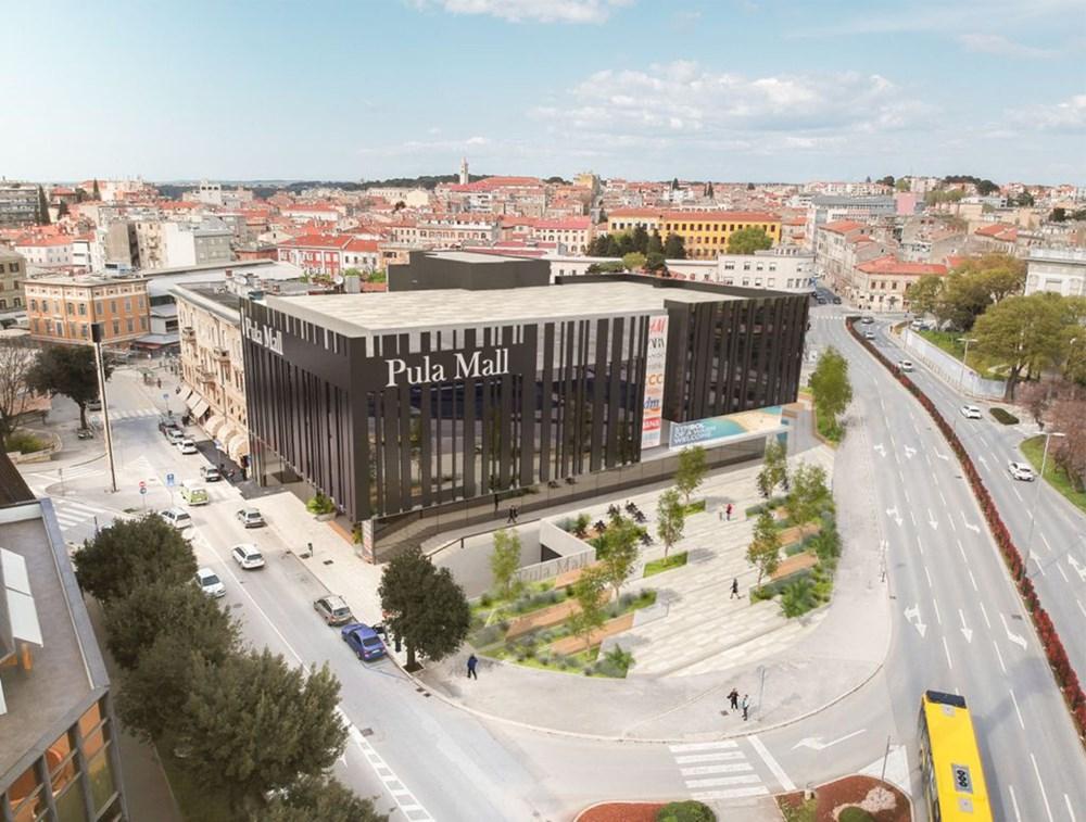 Planira se izgradnja novog trgovačkog centra u središtu grada, ulaganje od 130 milijuna kuna