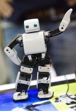 robot- posture