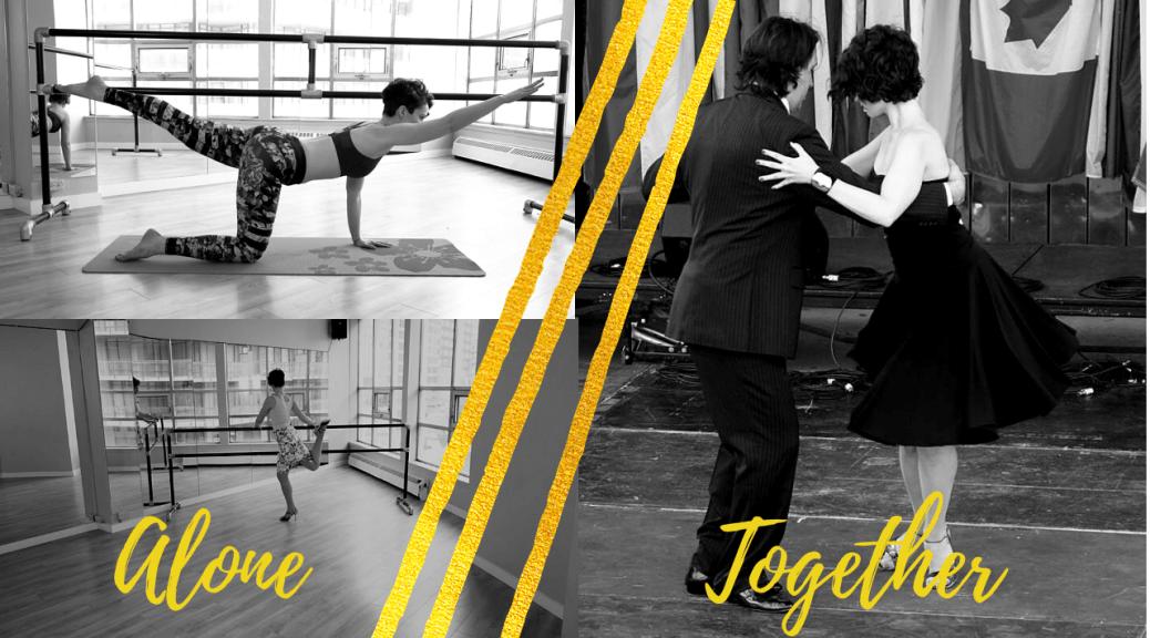 practicing beginner individual practice online tango