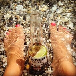 Beachlife på Panormos