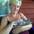 Finaste vännen med gulligaste katten