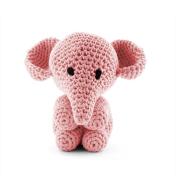 Elefant Moo rosa hos BautaWitch