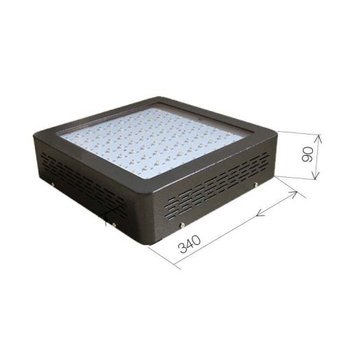 Proyector-Led-Germiny-dimensiones-Luxes