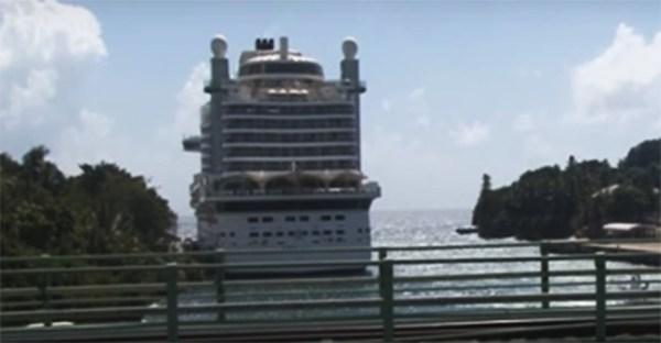 Ascienden a siete los contagiados por Covid-19 en el crucero que recorría el Caribe