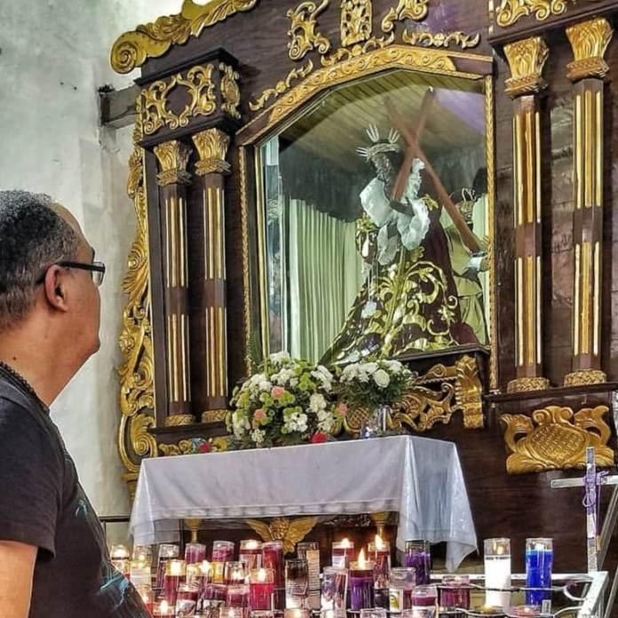 """El """"santo del pueblo"""" de Panamá. Conoce el Cristo Negro de Portobelo"""