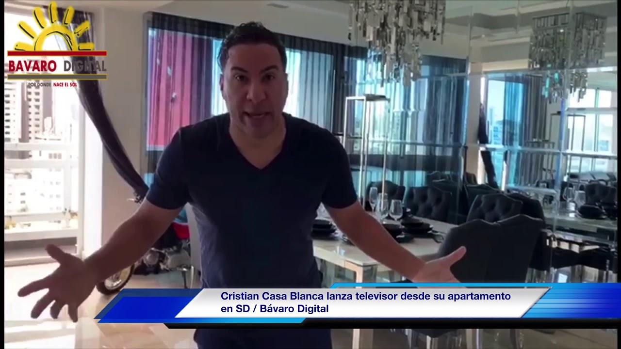 VIDEO | Guardia Franquista detiene al comunicador Cristian Vivienda Blanca en Hechizo Domingo – Bavarodigital.net