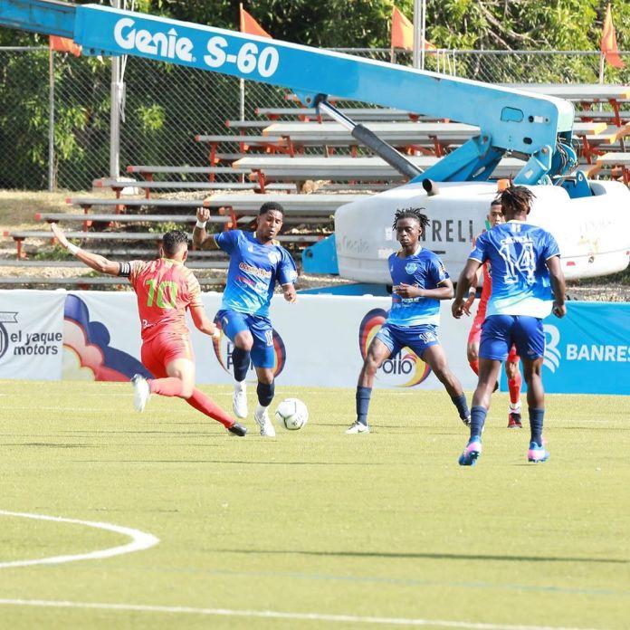 Cibao FC domina su circuito; el balón sigue rodando este fin de semana