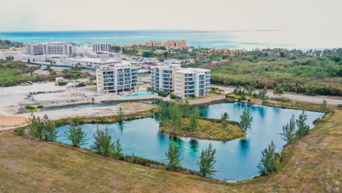 Presidente Abinader inaugura IL Lago Beach & Golf Cap Cana