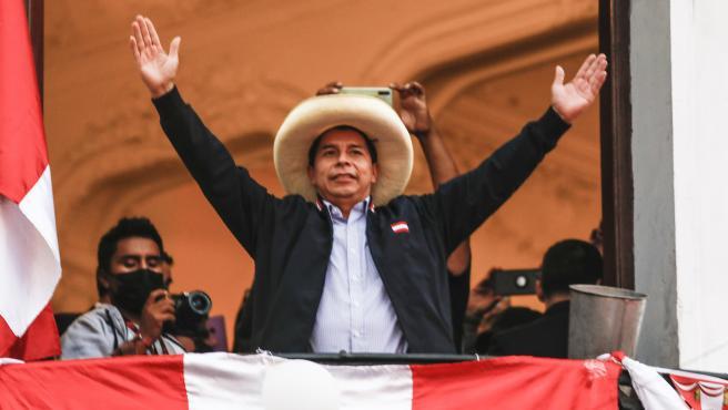 Perú: Pedro Castillo se impone con un 50,20% de los votos