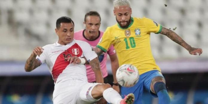 Brasil se mete en la final de la Copa América con victoria mínima ante Perú