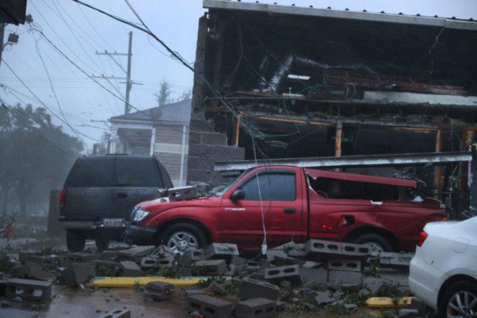 Huracán Ida deja al menos un fallecido en Louisiana, EE.UU.