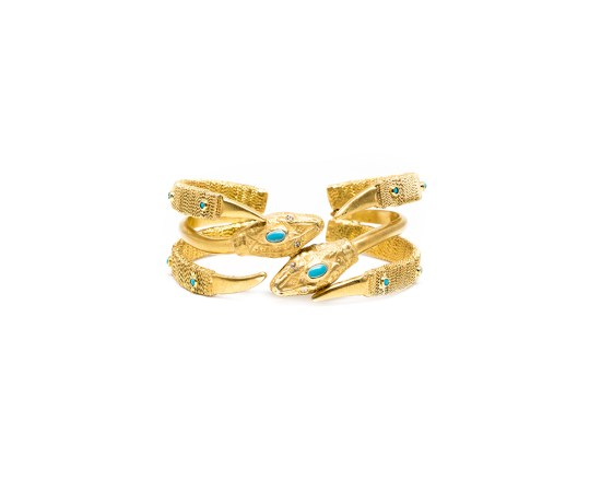 goldp plated cuff