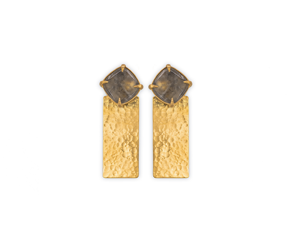 Marina Quartz Earrings
