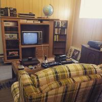 UMWs Console Living Room: there is something that loves a ...