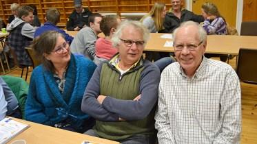 NYE: Bert og Karin Van Ouwerkerk vil drive butikken på Herefoss, dersom Kristen Rosåsen får solgt bygget til bygda.