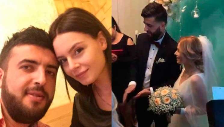 Շուշաննա Թովմասյանն ու Վահե Սայանն այսօր ամուսնացել են (տեսանյութ)