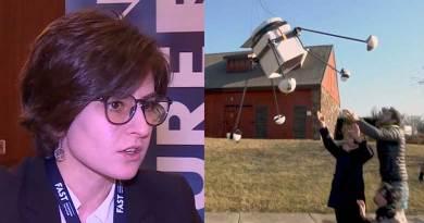 27-ամյա հայուհի գիտնականը ստեղծել է ինքաթիռից մոտ երկու անգամ բարձր թռչող դրոն (Տեսանյութ)