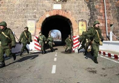 Ծեծկռտուք և հայհոյանքների տեղատարփ Գյումրիի 102-րդ ռազմաբազայում