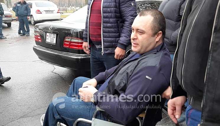 Նորատուսցի Ալիկը ազատ արձակվեց
