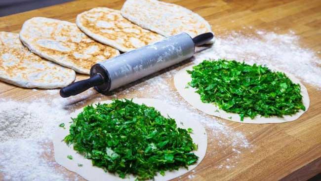 Ինչպես պատրաստել ժենգյալով հաց